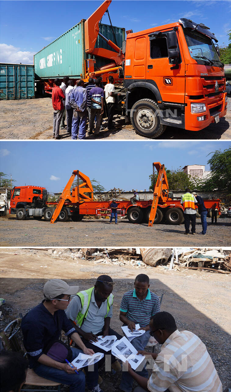 Servicios profesionales de Sidelifer en Djibouti