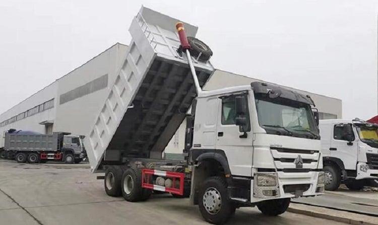 Camión remolque volquete nuevo y usado | Semirremolque volquete usado en venta por propietario