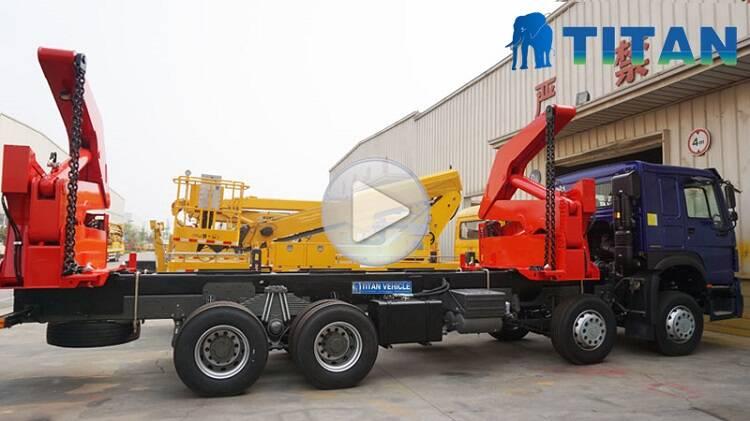 truk self loader