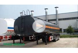 Trailer tanker aspal