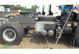 Camión tractor HOWO 371HP