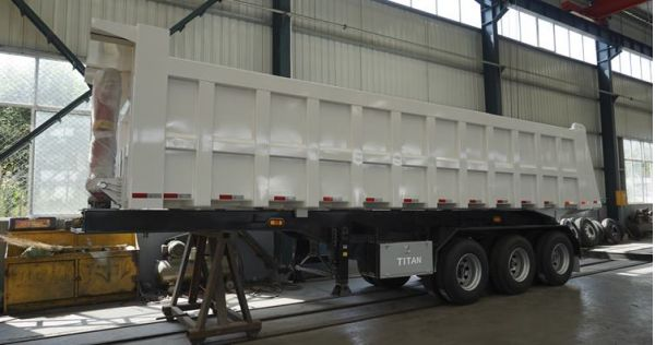 Mengapa kami dapat memproduksi dump trailer berkualitas tinggi?