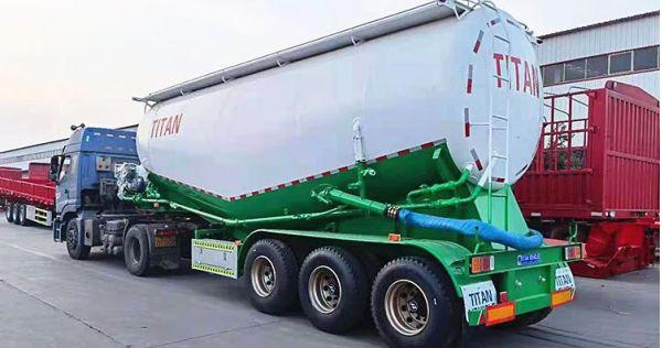 Algo que debes saber antes de comprar un remolque de camión de cemento