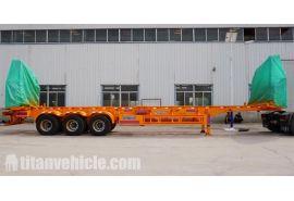 20 / 40Ft China Side Lifter se enviará a Burundi Gitega