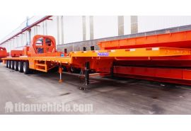 Se enviará un remolque extensible de 62 m a Vietnam Danang