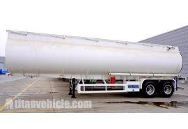 Trailer Tanker Minyak 45CBM dengan Suspensi Bogie akan dikirim ke Filipina