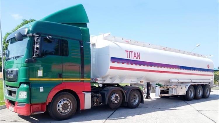 Remolque cisterna de combustible para la venta-Aprenda la tecnología de remolque cisterna de combustible de 45000 litros