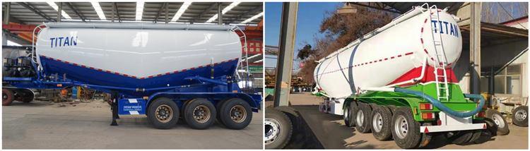 Trailer Tanker Semen Dijual - Trailer Tanker Semen Menggunakan Manual