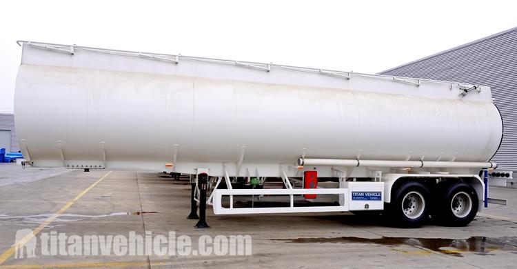 Produsen Trailer Tanker Minyak 45000 Liter