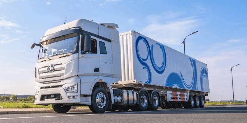 Remolque de camión TITAN