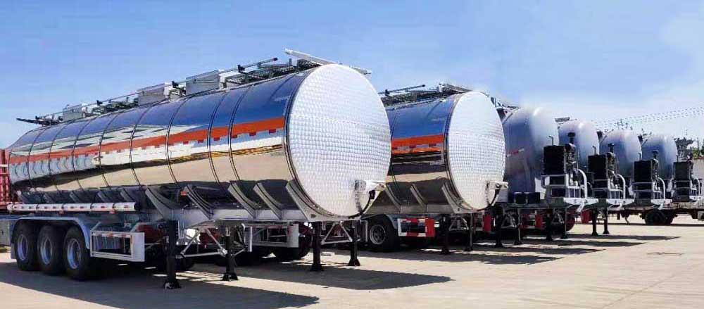 remolque cisterna de combustible