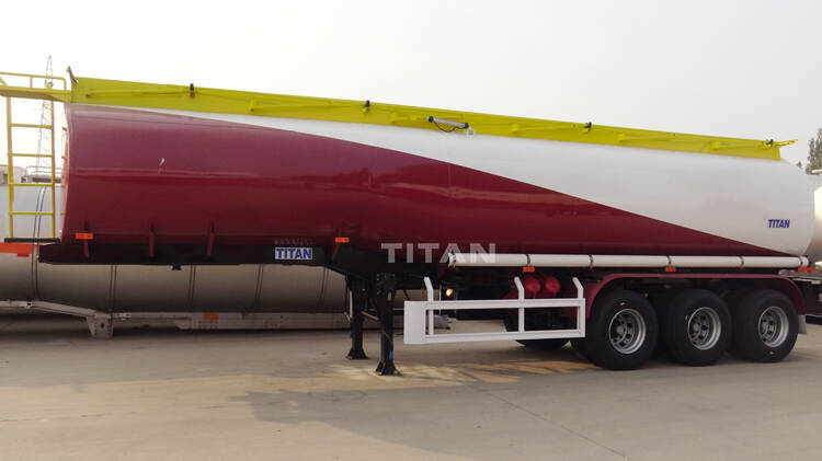 What is Fuel Tanker Trailer(how long | how much)?