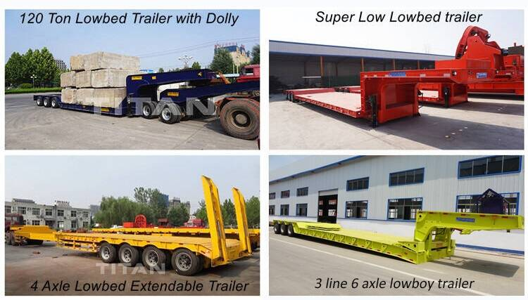 Used Low bed Trailers Price | Low Loader Trailer for Sale South Africa