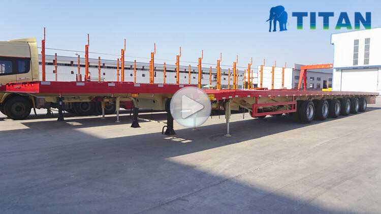 Windmill Blade Extendable Trailer For Sale