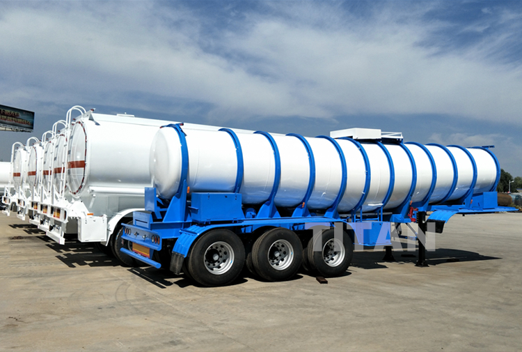Chemical Tanker Trailer for Sale