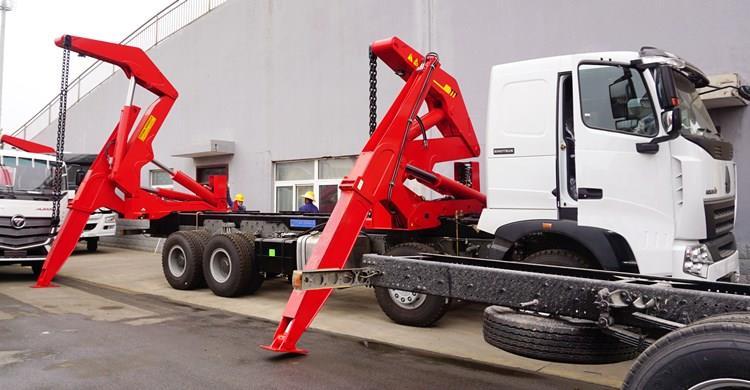 Fabricante del precio del remolque del camión del elevador lateral