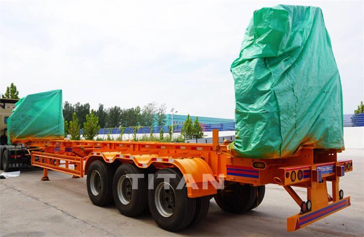 Precio del cargador lateral de contenedores de 37 toneladas