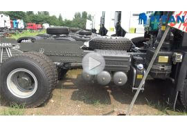 HOWO Tractor Truck 371HP